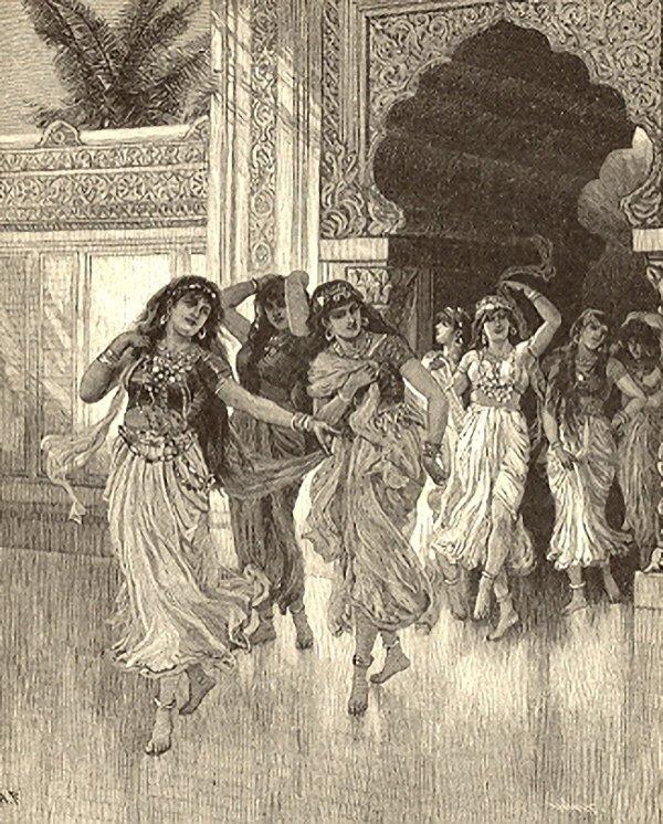 Мелодии для восточного танца скачать